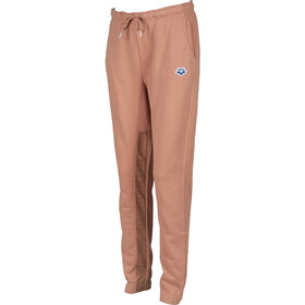 arena Team Fleece Hose Damen triple powder pink